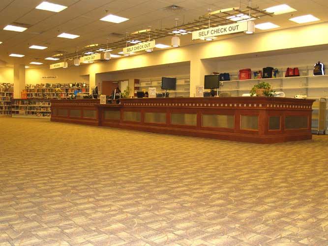 Education Alexandria Va Cca Commercial Floors Amp Interiors