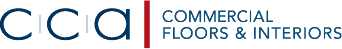 Commercial Floors & Interiors Logo